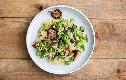 sojabönor recept vegetarisk